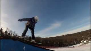 2013-2014 Snowboard Freestyle Edit #4
