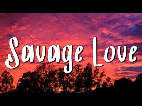 Jawsh 685, Jason Derulo, BTS - Savage Love (Laxed - Siren Beat) (BTS Remix) (Lyrics)