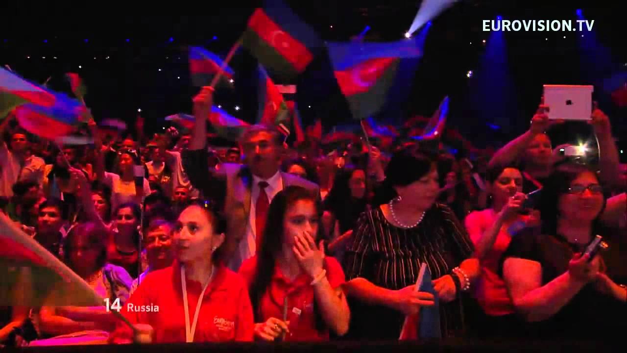 Buranovskiye Babushki - Party For Everybody - Live - 2012 Eurovision Song Contest Semi Final 1