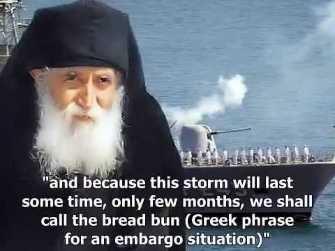Elder Paisios - The Prophecies about Constantinople (English subs)