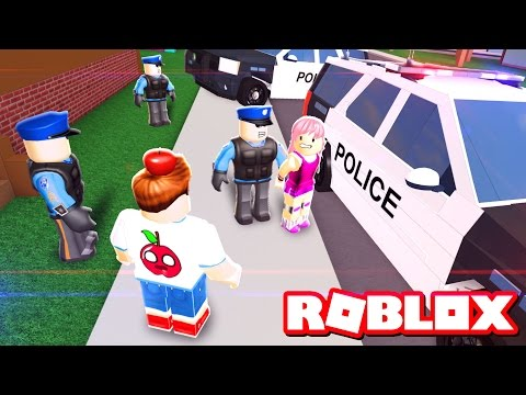 I GOT MY GIRLFRIEND ARRESTED?! | Roblox Prison Roleplay