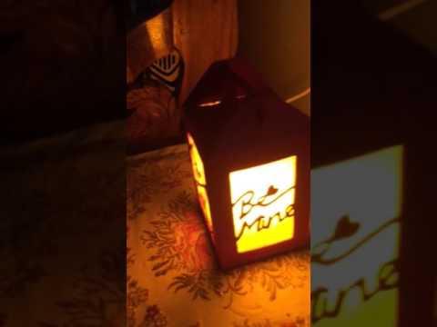 Diy paper lantern/lampshade