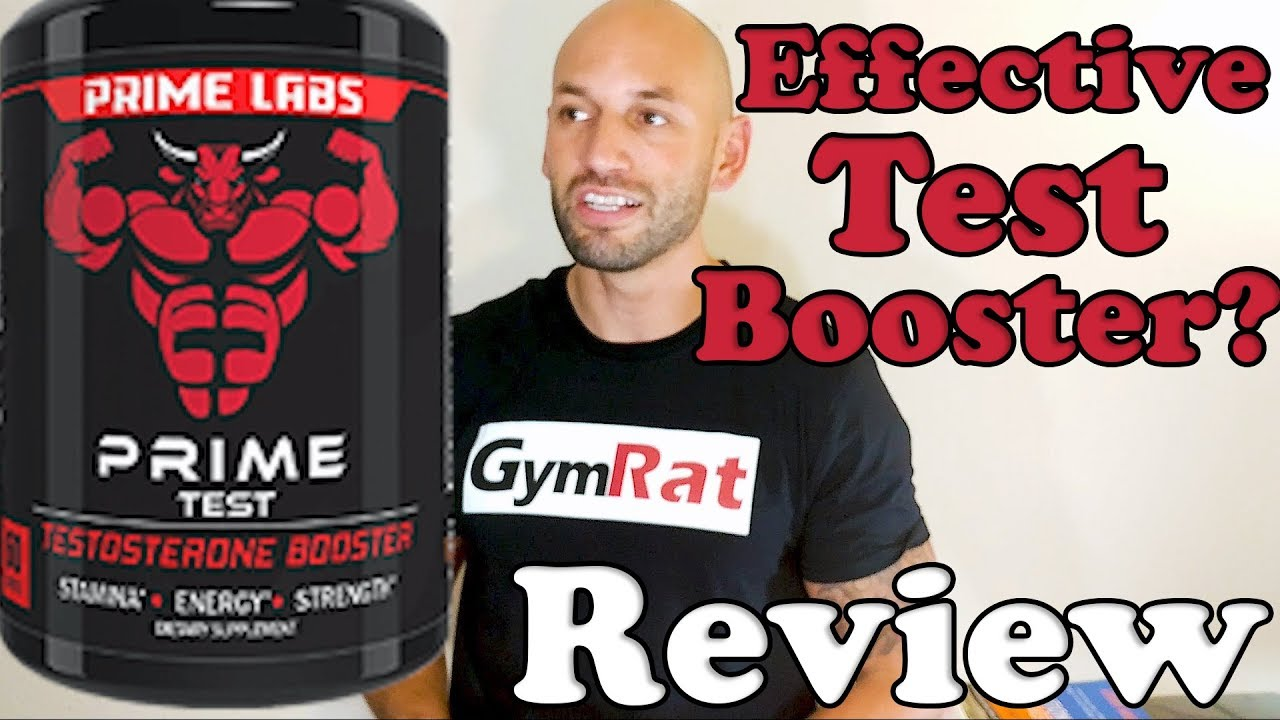 Prime Labs Testosterone Booster | Prime Test Supplement Review (Does it Work?)