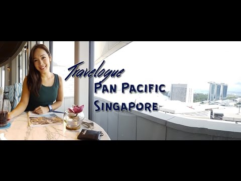Travelogue: Urban Retreat at Pan Pacific Singapore