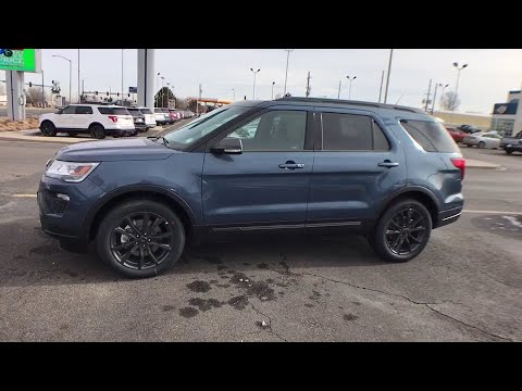 2018 Ford Explorer Centennial CO, Littleton CO, Fort Collins CO, Greeley CO, Cheyenne WY JGA03799