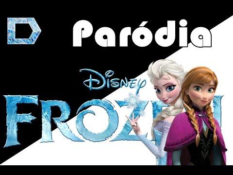 Frozen - Você Quer Cagar na neve? |PARÓDIA|