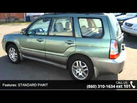 2006 subaru forester 2 5 x l l bean edition auto landm youtube. Black Bedroom Furniture Sets. Home Design Ideas