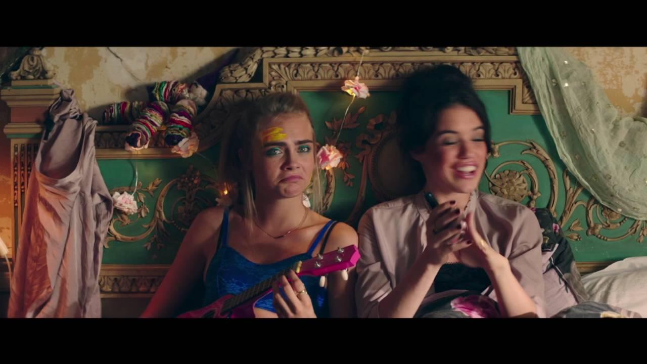 Download Kids In Love (2016) Clip: Bedroom Scene ft. Will Poulter/Cara Delevingne