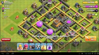 Clash of Clans Town Hall 7 Dark Elixir Farming Guide TH7 DE