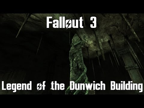 Fallout 3 Legend of the Dunwich Building