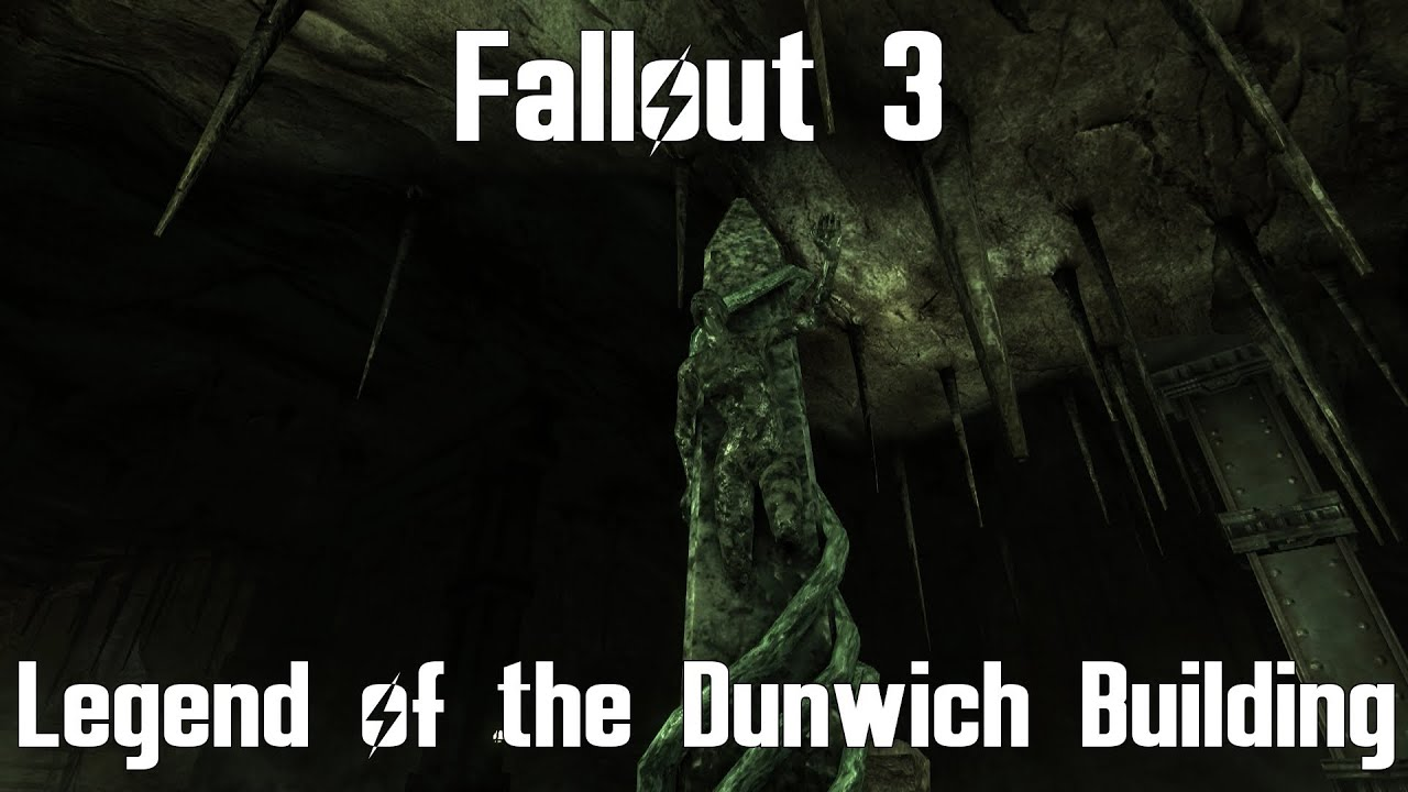 Fallout  Building Dunwich