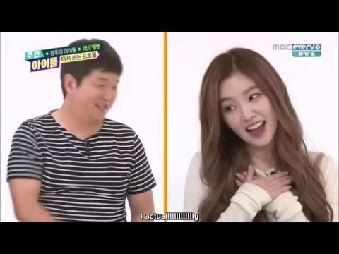 Irene Does Aegyo, Mother Style