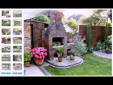 Gartengestaltung Mit Terrasse