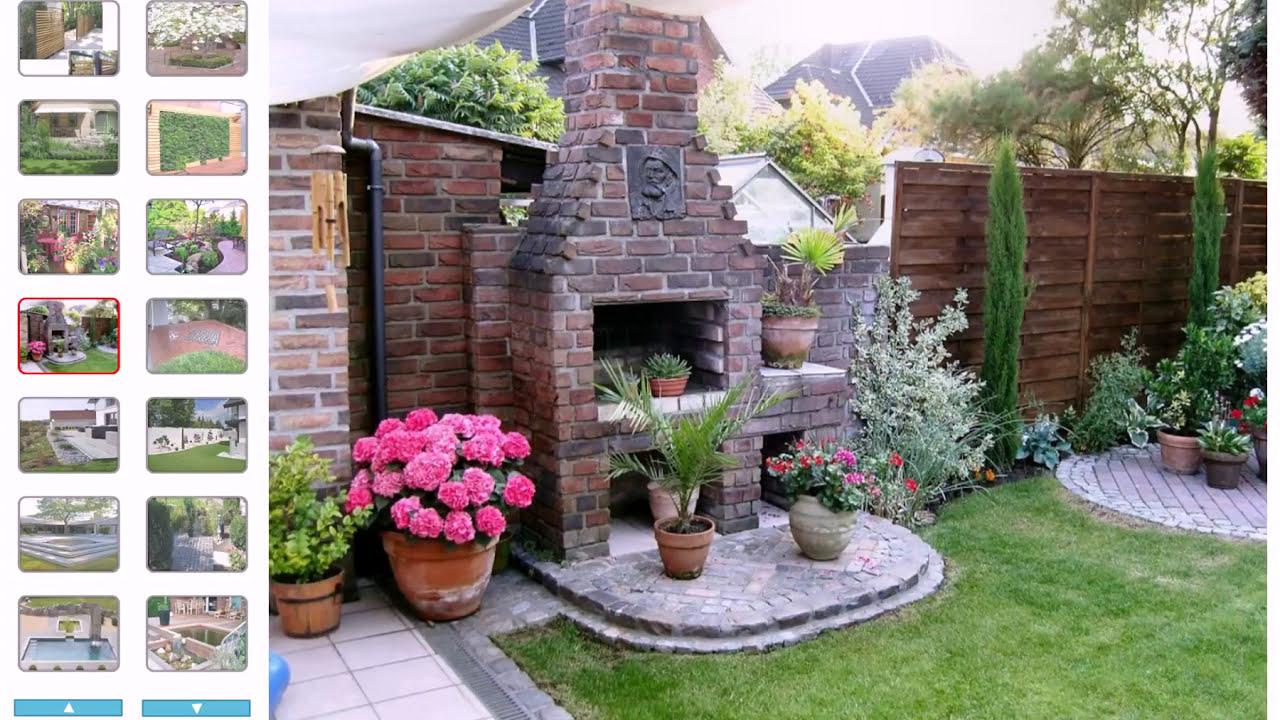 Gartengestaltung Mit Terrasse Youtube