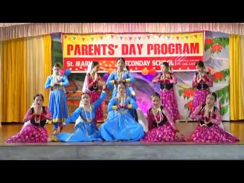St. Mary's Secondary School - Parents' Day 2018 (Classes 8, 9 & 10)
