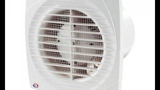Обзор вытяжных вентиляторов Vents серия Д