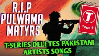 Pulwama Terror Attack : T-Series Deletes Pakistan Artist Songs   YouTubers Donation   Fortnite   KSI