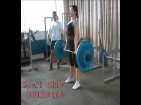 вера гордаш Sport Club OKINAWA