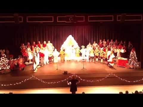 Glasgow Elementary Christmas Concert 12-10-2019