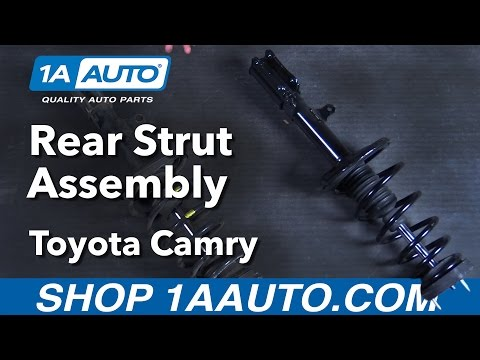 how-to-replace-rear-strut-assembly-97-01-toyota-camry