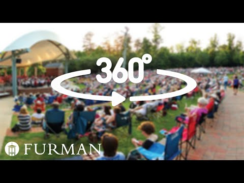 Furman 360°: Music by the Lake