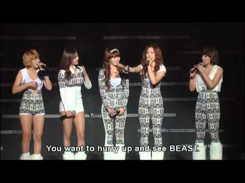WELCOME TO BEAST AIRLINE  4Minute Hot Issue & Huh