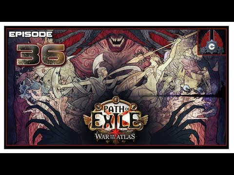 Let's Play Path Of Exile Patch 3.1 With CohhCarnage - Episode 36