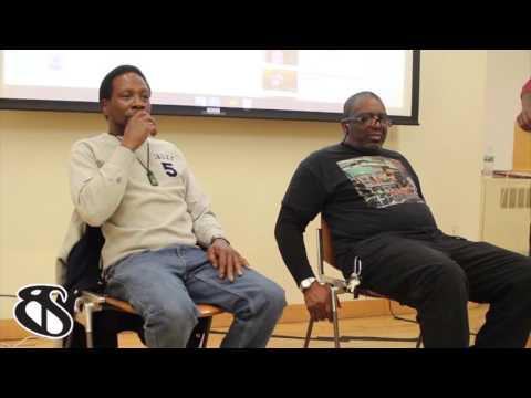 DJ Jazzy Jay & DJ Tony Tone: Hip Hop History Lecture with DJ Rob Swift