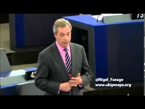 UKIP Nigel Farage - Je Suis Charlie is not enough