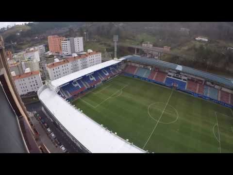 Eibar - FC Barcelona: Ipurua Stadium is ready
