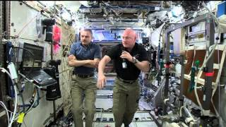 One Year in Space, Many Benefits
