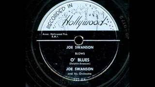 Joe Swanson And His Orchestra - O