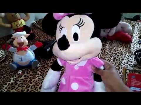 Disney Minnie Mouse Large Micky Mouse  - Awesome Disney Toys