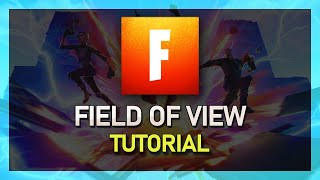 This is a short tutorial on how to change the FOV in Fortnite Battl...