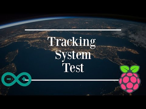 Tracking System Test | High Altitude Balloon Project | Raspberry Pi 3 B+