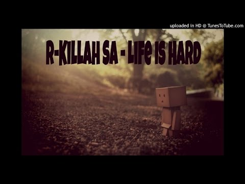 "Rnb / Hip-Hop instrumental Beat_ ""Life is hard "" unmastered [Prod. by R-killah SA]"