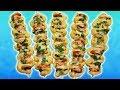 Рецепт ОБАЛДЕННОЙ Пиццы на Шпажках. ТОП 3 Супер Вкусных Рецепта от Умелое ТВ