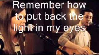 """Jar Of Hearts"" Tiffany Alvord And Boyce Avenue Lyrics -Christina Perri"