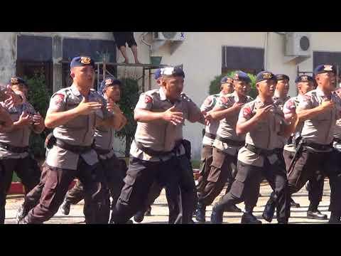 Yel   Yel TNI Polri Den B Tebing Tinggi