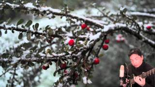 My  Grown-Up Christmas List (acoustic guitar) - David Foster/Linda Thompson-Jenner cover