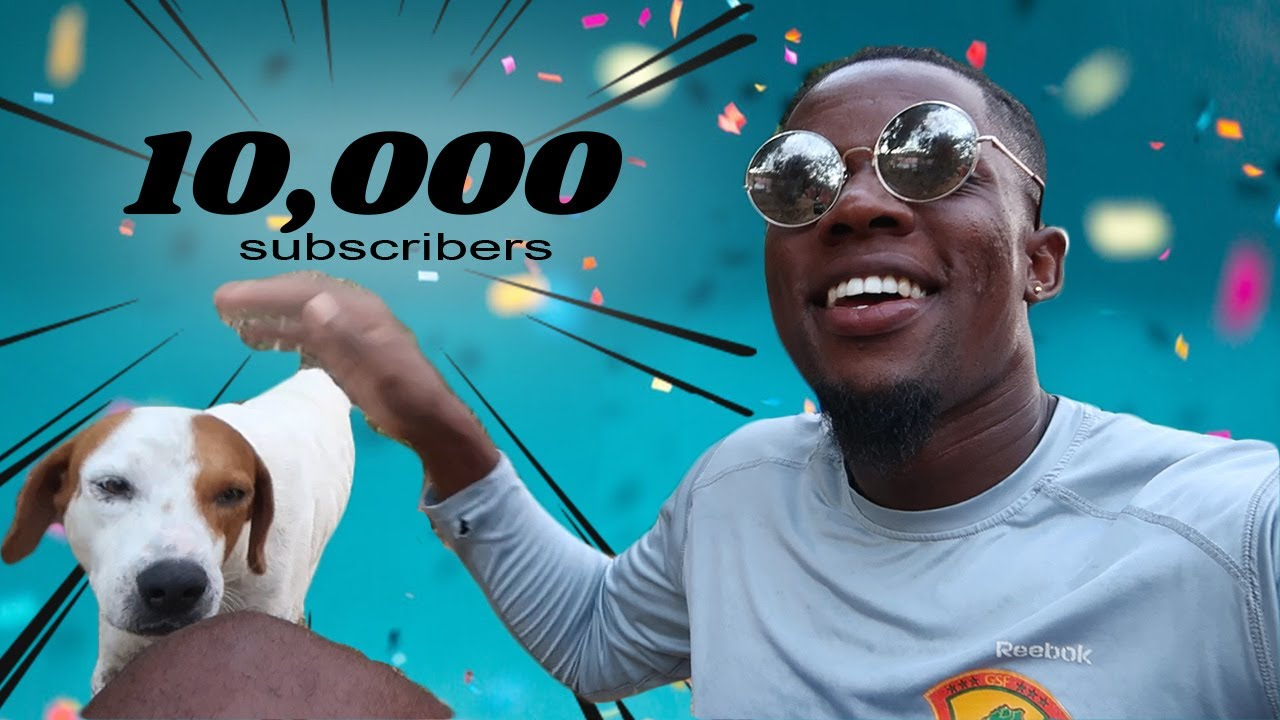 10,000 SUBSCRIBER SPECIAL - YouTube
