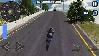 Motorcycle Racer 3D-Offroad Bike Racing Games 2018 Android Gameplay