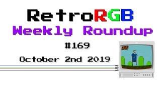 RetroRGB Weekly Roundup #169 - October 2nd 2019