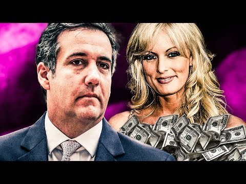 Trump's Personal Lawyer Claims He Paid Off Adult Film Star With His Own Money