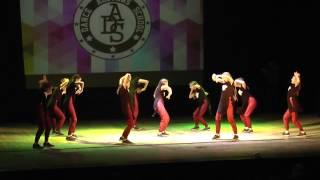 Energy Team 2-й танец. Чернигов 05.03.2017