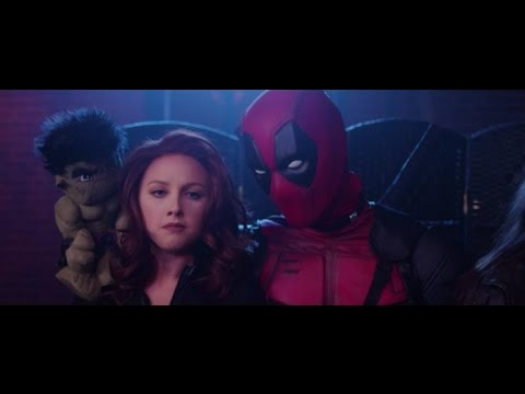 Deadpool Fan Video Parodies Beauty and the Beast | What's Trending Now!