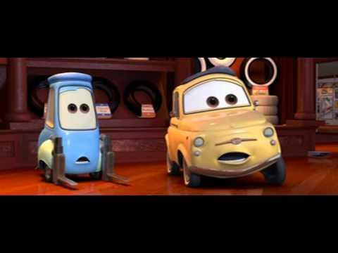 Luigi & Guido & Ferrari_hungarian - YouTube