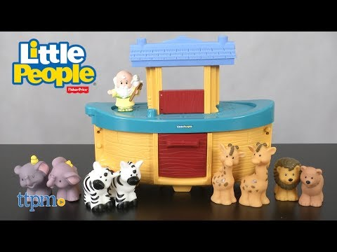 Little People Noah's Ark From Fisher-Price