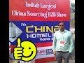 CHINA  Product EXHIBITION in  MUMBAI-2017 !! PART-1