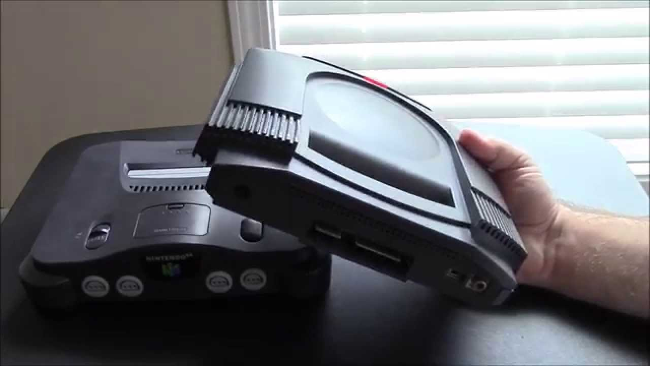 Compairing the Two 64 Bit Consoles (Nintendo 64 and the Atari Jaguar)